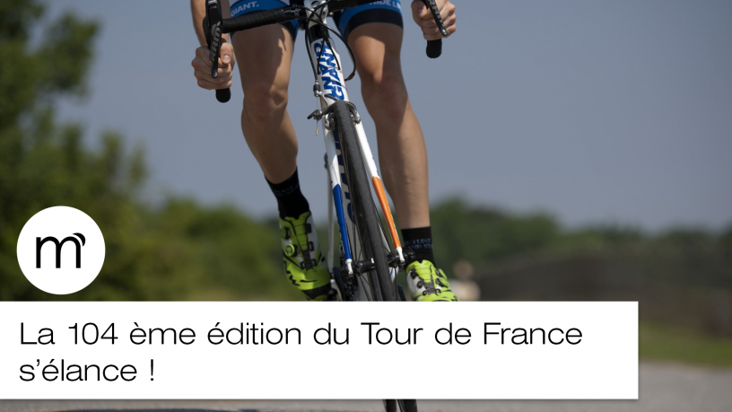 Lancement du Tour de France 2017